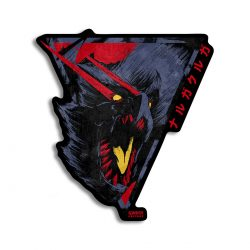 Nargacuga Tri-Angles Vinyl Sticker