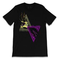 MH Tri-Angles Shagaru and Gore Magala T Shirt