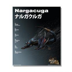 Nargacuga Official Arts Poster