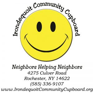 Image result for irondequoit Community Cupboard logo