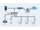 Network Diagram Templates | Editable Online or Download for