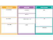Block Diagram Templates