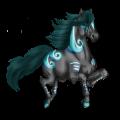 Pony Newfoundland Pony Black