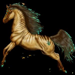 Riding Horse Thoroughbred Bay