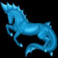 Cavalo de passeio Quarto de Milha Alazão tostado
