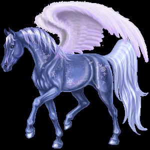 Pegaz wierzchowy Koń holsztyński Kasztanowata