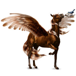 Pegasus Purebred Spanish Horse Chestnut