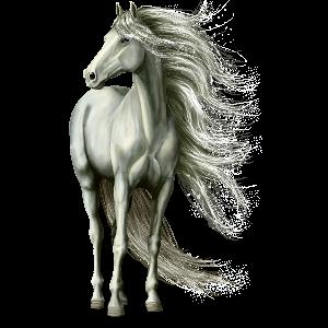 Верховая лошадь Ахалтекинская Рыжая