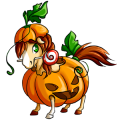 Pony Haflinger Palomino