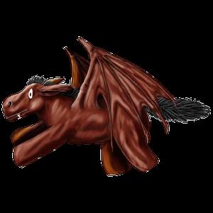 Pegasus Andalusier Gråskimmel