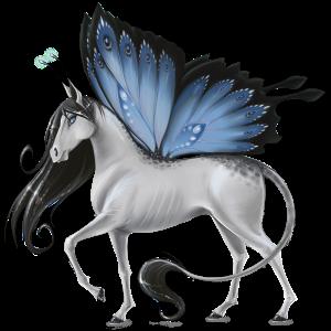 Pegasus Fullblodshest Leverfuks