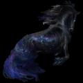 Riding Horse Lipizzan Light Gray