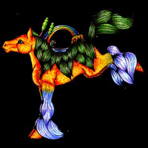 Poney Connemara Bai Cerise