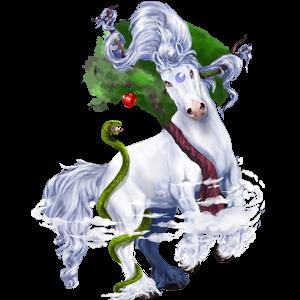 Jezdecký kůň Fríský kůň Vraník
