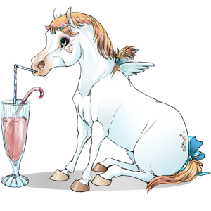 Pegasus-Reitpferd Selle Français Brauner