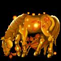 Rijpaard Andalusiër Gestippeld grijs