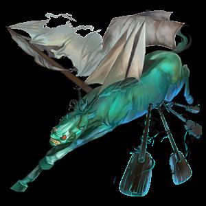 Pegasus Knabstrupper Småplettet brun
