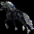 Koń wierzchowy Koń luzytański Kara