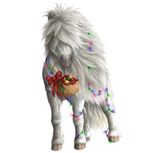 Pegasus pony Shetland Liver chestnut