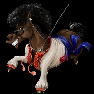 Pony Highlandpony Falbe
