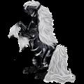 Pony Shetlander Kastanje
