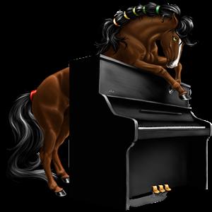Koń wierzchowy Koń czystej krwi arabskiej Siwa w hreczce