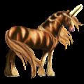 Unicornio de montar Hanoveriano Gris claro