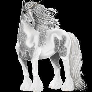 Unicorn pony Australian Pony Palomino
