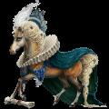 Koń wierzchowy Koń czystej krwi arabskiej Gniada