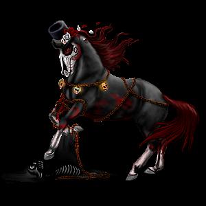 Ridepegasus Mustang Linfarget leverfuks