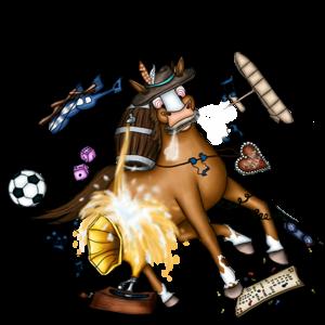 סוס רכיבה קנאבסטרופר ביי כתם