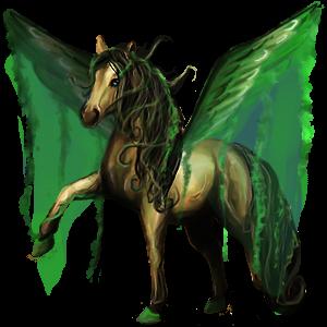 Ponypegas Velšský kůň Ryzák