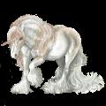Licorne Connemara Gris Clair