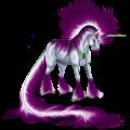 Unicorn Highland Pony Mouse Gray