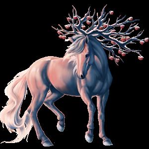 Unicorn pony Highland Pony Mouse Gray
