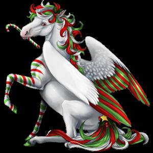 Pegasus-Reitpferd Lusitano Brauner
