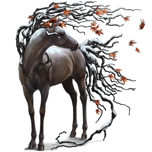 Koń wierzchowy Tennessee Walker Brudnokasztanowata
