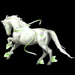 Pegasus Tennessee Walker Light Gray