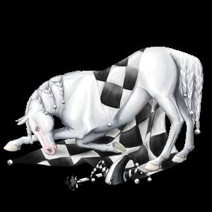 Riding Horse Arabian Horse Mouse Gray