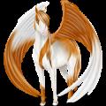 Pegaz Koń fiordzki Brunblakk