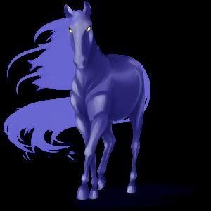 Pegasus Lusitano Hellgrau