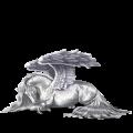 Pegasus pony Australian Pony Liver chestnut