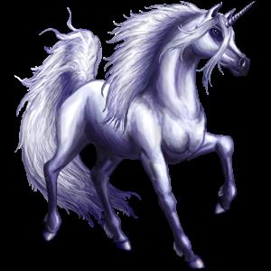 Unicorn pony Kerry Bog Mouse Gray