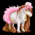 Kuc Koń fiordzki Brunblakk