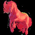 Draft horse Drum Horse Bay Tovero