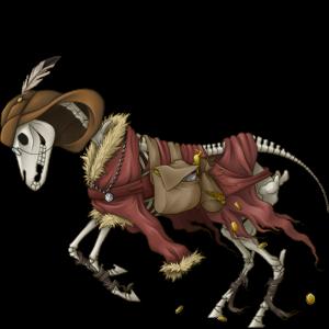 Koń wierzchowy Pinto Karosrokata Tobiano