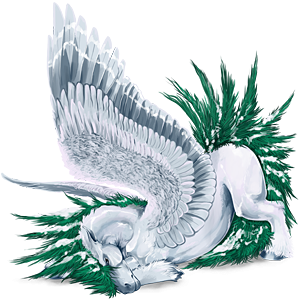 Draft Pegasus Shire Light Gray