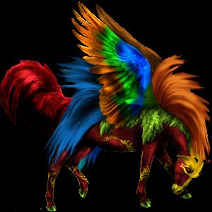 Pegasus pony Kerry Bog Bay