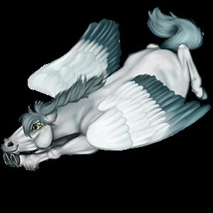 Pegasus pony Shetland Chestnut