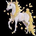 Unicorn pony Bay